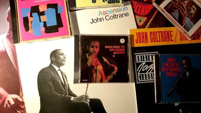 Coltrane, Africa/Brass